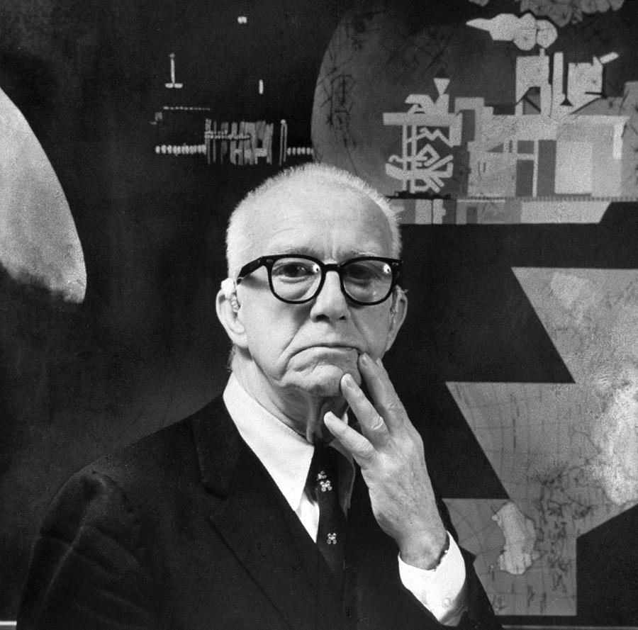 Buckminster Fuller -