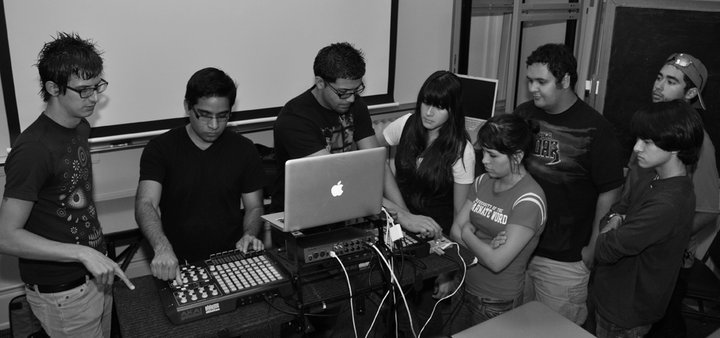 1st Generation Convergent Media Students at the University of the Incarnate Word (Fall 2010)