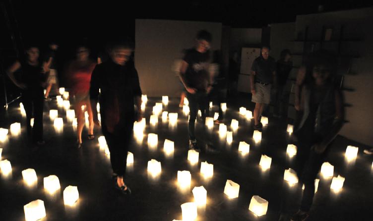 ACTLAB Multi-modal Student Art Presentation (2009) -