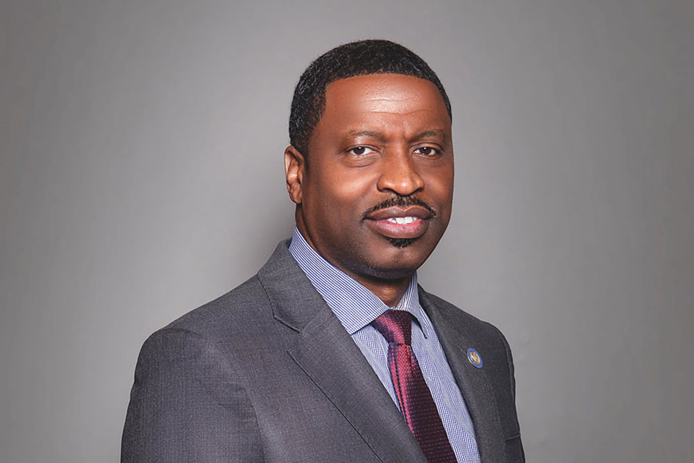 Derrick Johnson, the president and CEO of the NAACP, says that the targeting of the African American flyers is sickening and utterly unacceptable. (NAACP)