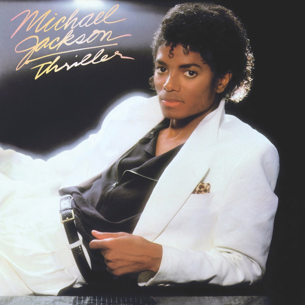'Thriller' is currently certified 33x Platinum.