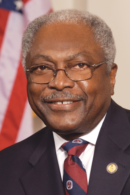 Congressman James E. Clyburn (D-SC)