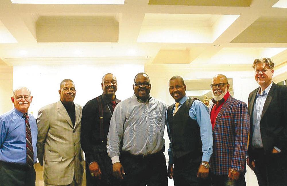 C.F.O.A- South Bay Board Members. (Earl Heath photo)