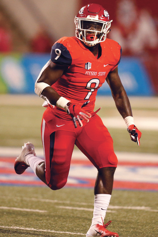 Fresno state's Jeff Allison. (Fresno State athletics courtesy photo)