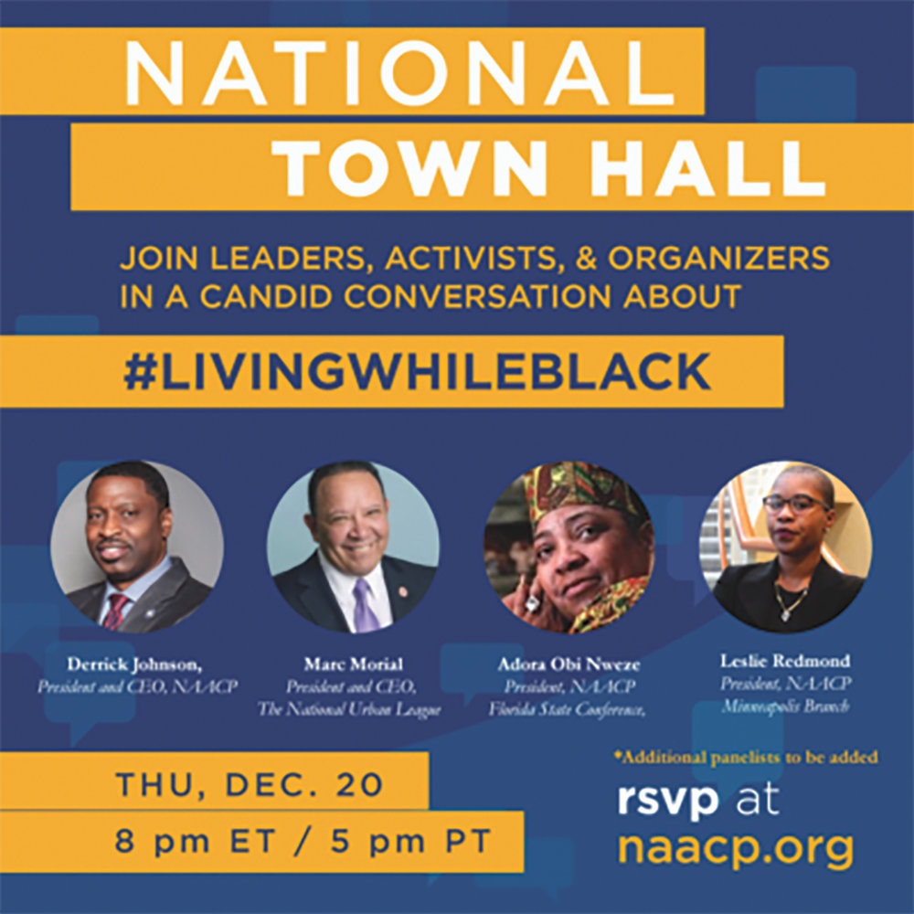 Leaders, activists, and organizers join in a candid conversation about #livingwhileblack, justice reform, protecting our vote, Facebook and more issues impacting black America.