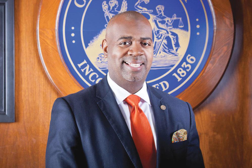 Photo: Newark Mayor Ras Baraka/Courtesy City of Newark