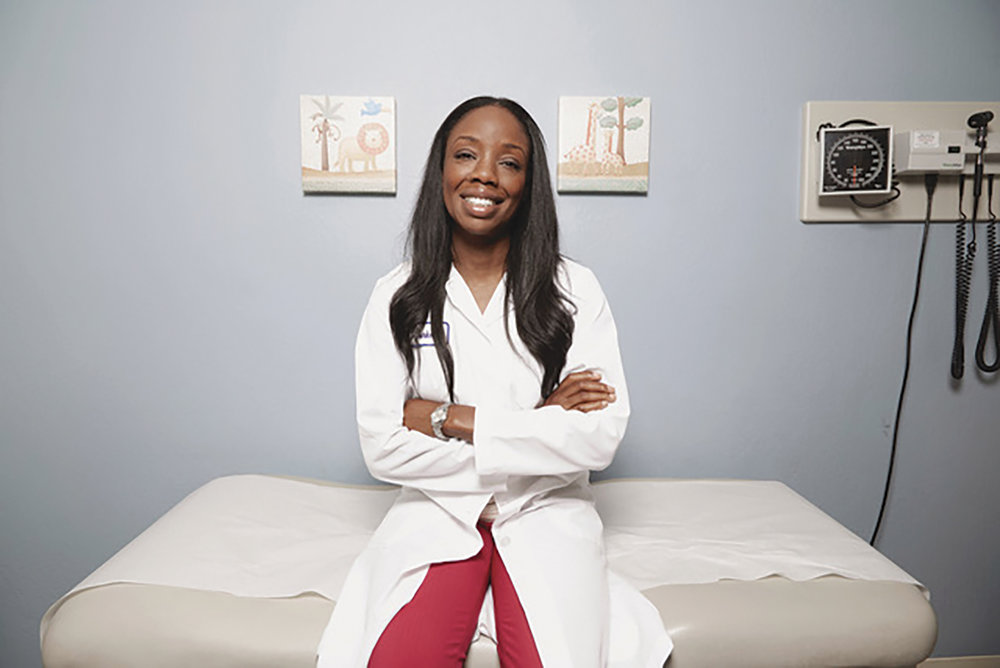 Governor Names African American Women As California's First Surgeon General pic.jpg