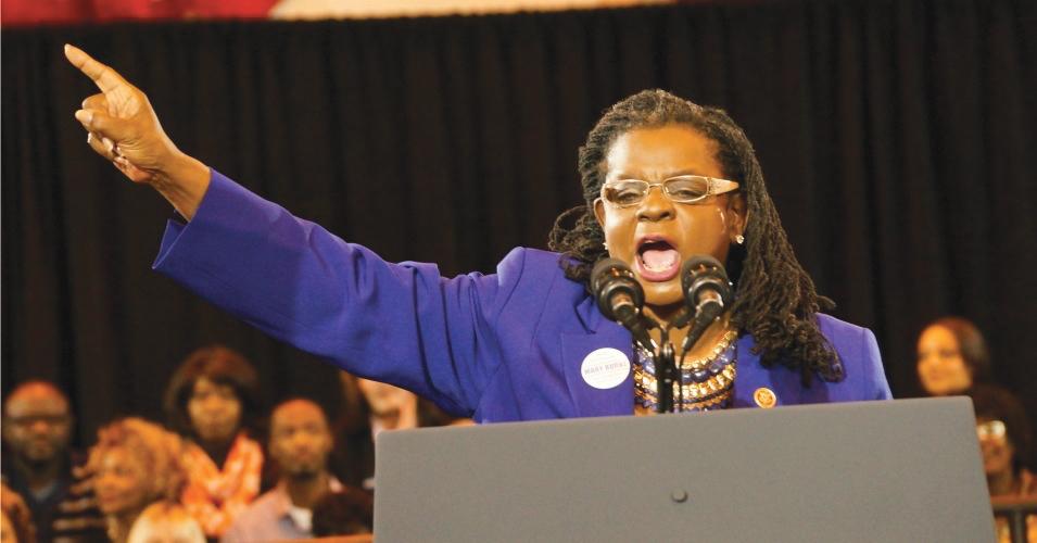 U.S. Representative Gwen Moore. (Photo: Milwaukee Teachers' Education Association/flickr/cc)