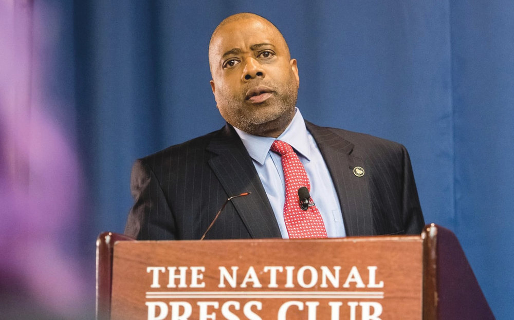 Raynard Jackson is founder and chairman of Black Americans for a Better Future (BAFBF), a federally registered 527 super PAC established to get more Blacks involved in the Republican Party.