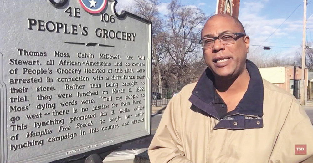 """With """"History: Hidden in Plain Sight,"""" TSD's Lee Eric Smith takes you inside the history of Memphis and the Mid-South that many Memphians pass by every day."""
