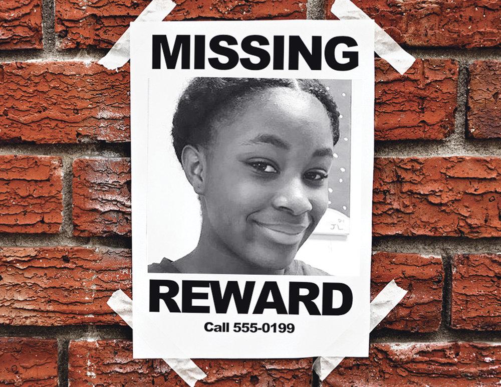 Anya Washington. (National Center for Missing & Exploited Children courtesy photo)