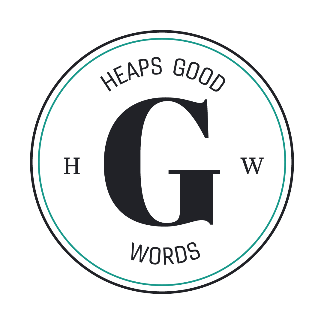Heaps Good Words | Freelance copywriter and email marketing specialist