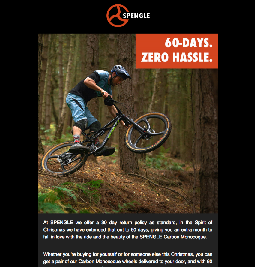 60 days of riding email