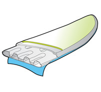 Case Study: Eco-friendly Surfboard - an Internal ProjectMagnetic HDMI - Disciplines:Industrial Design, Mechanical EngineeringDate:2006Sparkfactor's Role:Analyzed market to find opportunityResearched current and upcoming manufacturing techniques and materialsDesigned range of boards to address different surfers needsFor more information:PDFTeam:Mike Smith