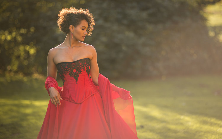 4c6916c35 CAN I WEAR A RED WEDDING DRESS? — IVORY BLACK