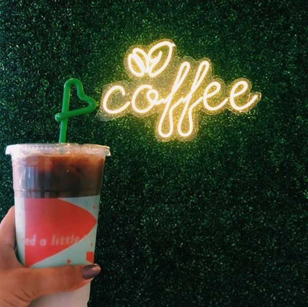 Our love for coffee is real. We know you feel the same way! Thanks @alexa.krizz for the beautiful shot! #gotmacchiato . . . #coffee #losangeles #la #laeats #yelpla #cafe #food #foodies #foodiela #eeeeeats #forkyeah #lafoodies #eattheworld #food #foodporn #yum #instafoodie #yummy #instagood #photooftheday #fresh #tasty #delish #delicious #eating #eat #hungry #foodgasm