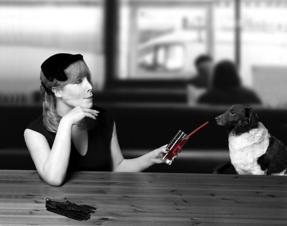 The Black Dog - By Miriam Teague
