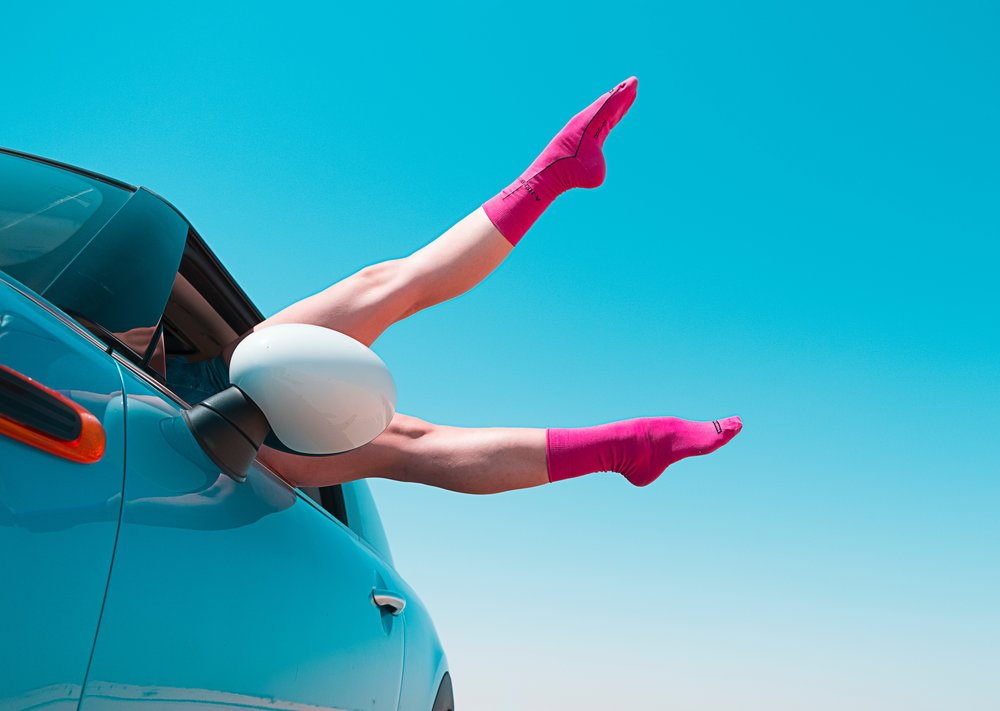 "TWO POEMS: ""The Secret of the Socks"" & ""Childish Skeleton"" - By Kristin Garth"