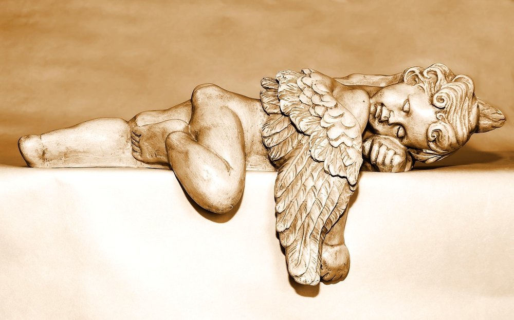 Our Wings are Proof of God's and my Father's Unfathomable Narcissism - By: Christina Marie Fulton