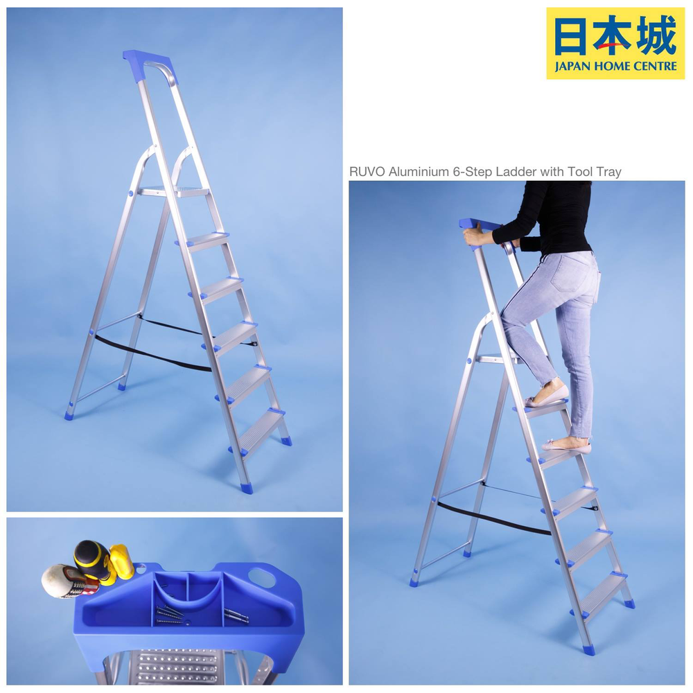 6 step ladder with tool tray Ruvo.jpg