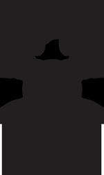 Black on White PNG