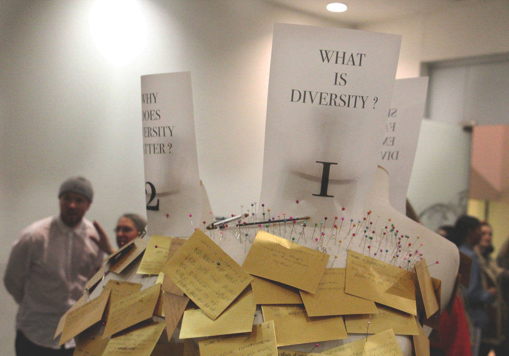 diversity network fashion forum edinburgh college of art national museum scotland