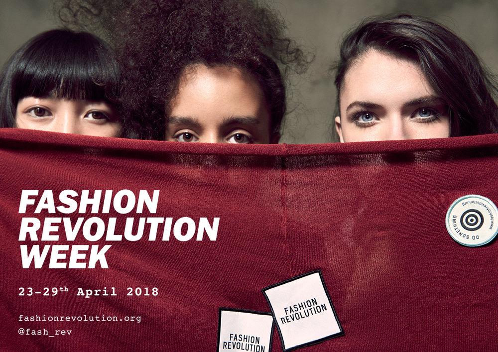fashion revolution 2018