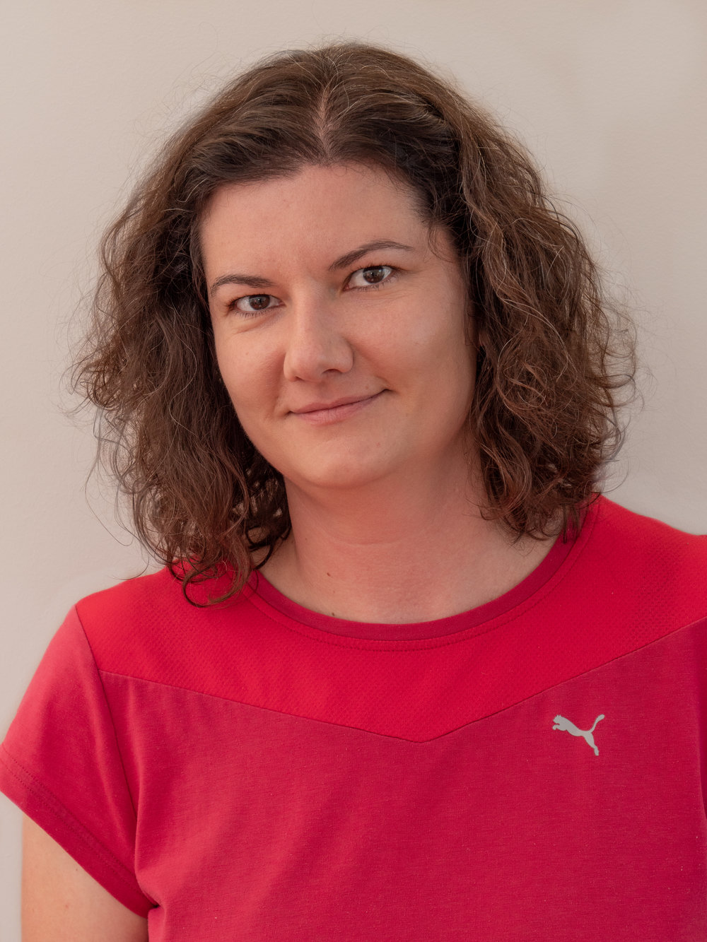 Rebekka Affentranger, dipl. Physiotherapeutin FH