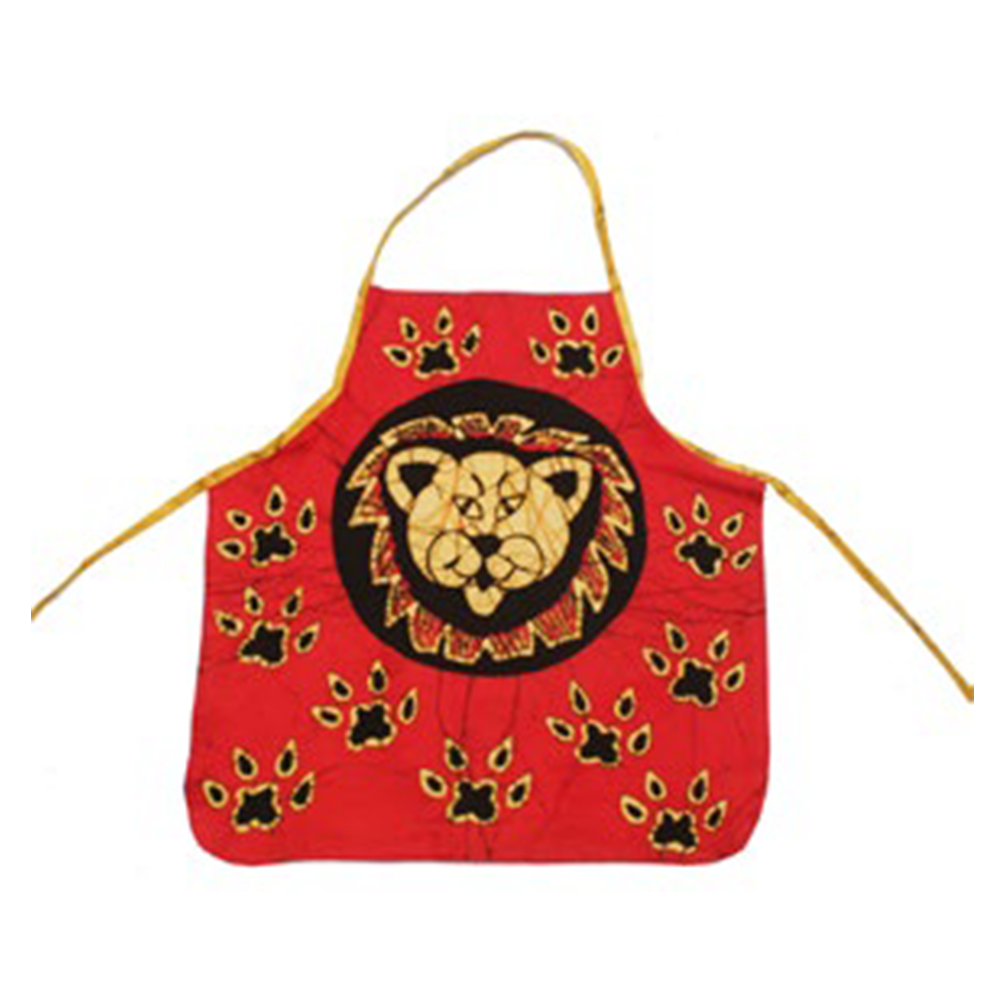 02.3000 KIDDIE APRONS - LION (RED).png