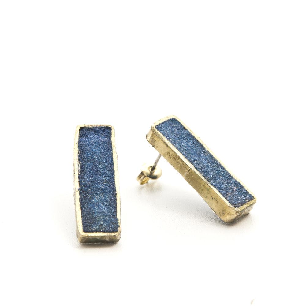 GIFTT EARRINGS - PULP OBLONG (BLUE).jpg