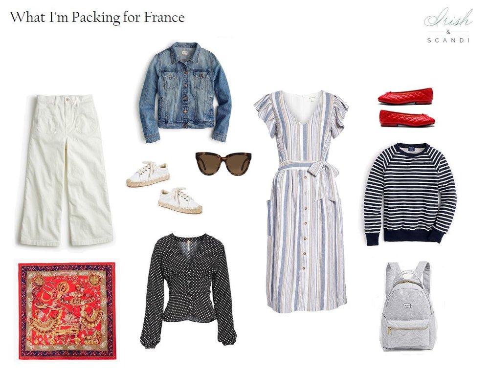 What I'm Packing for France 2.JPG