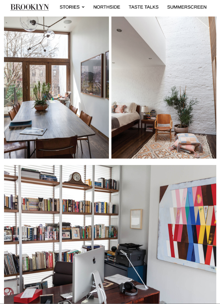 Brooklyn Magazine   If You Lived Here, You'd Be Home Now: Inside 10 of Brooklyn's Most Beautiful Homes