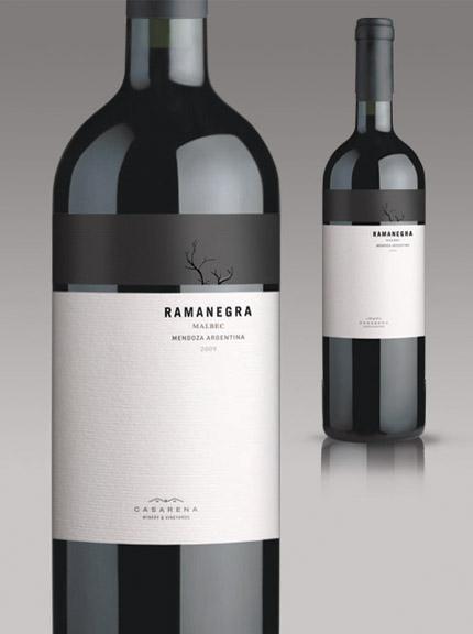 Studium C Graphic Design Wine Label Design