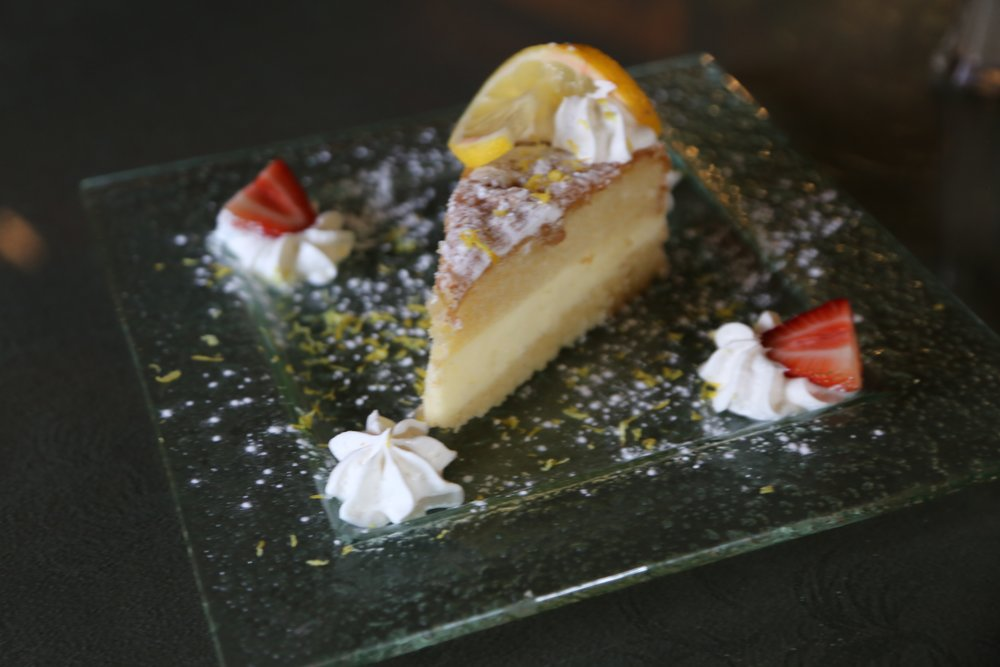 Casa Rustica Lemon Cake