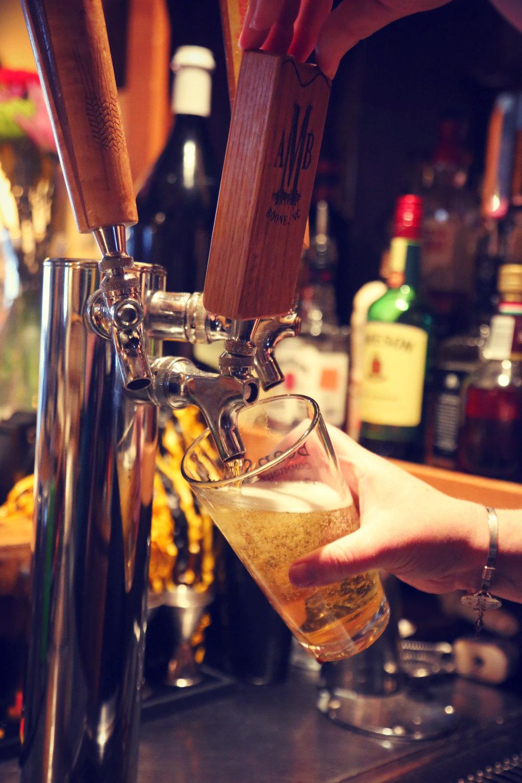 Casa Rustica Local Beers