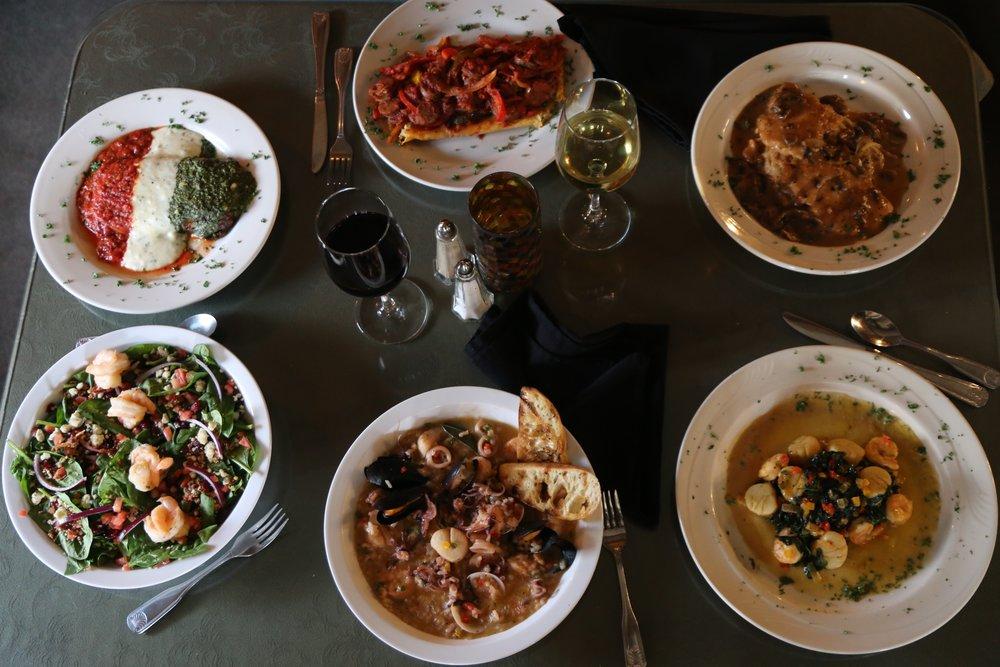 Casa Rustica Dinners