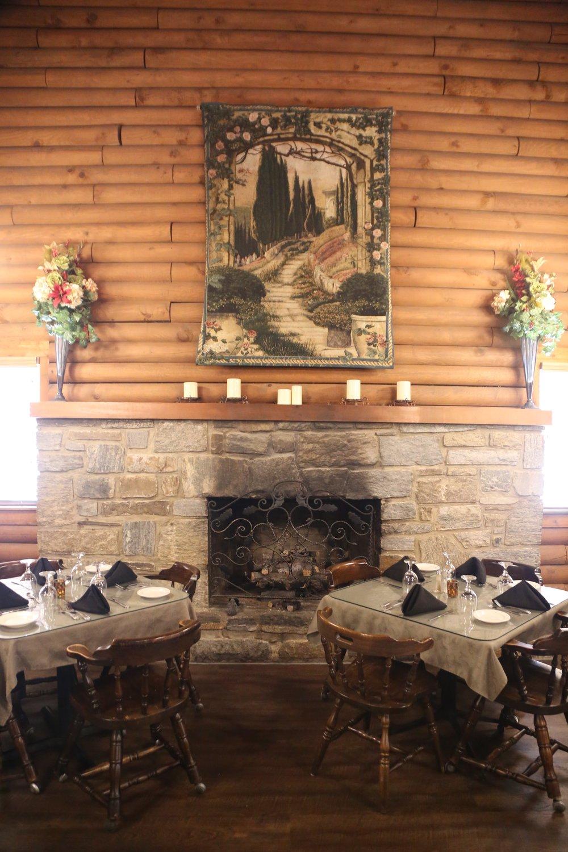 Casa Rustica Dining Room