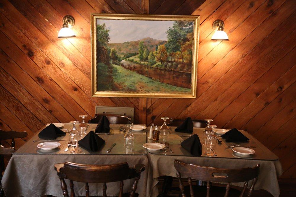 Casa Rustica Interior