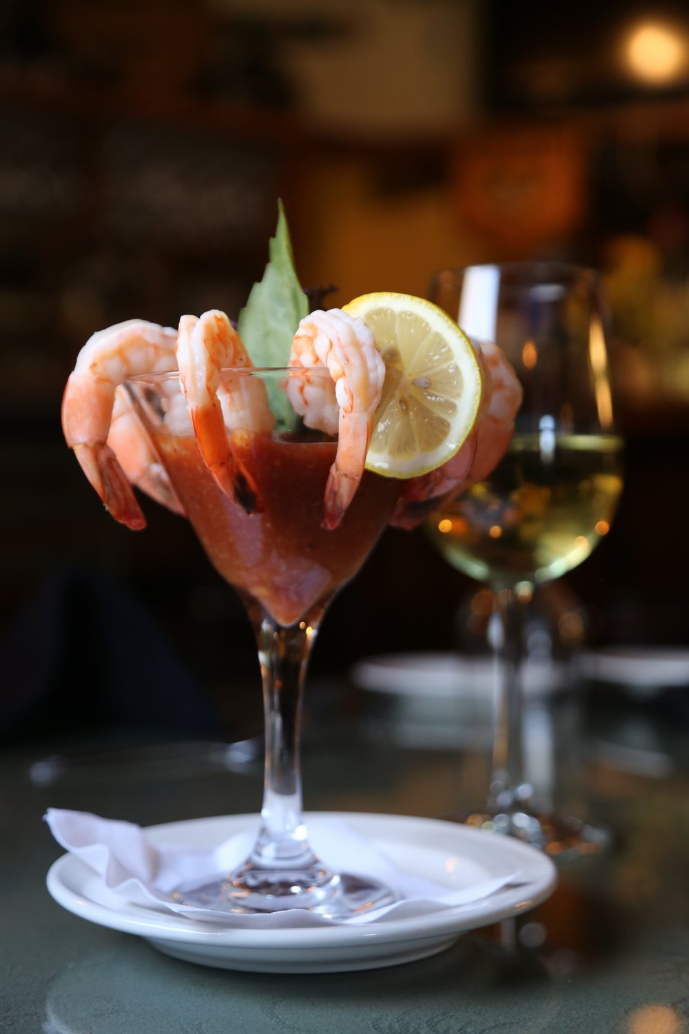 Casa Rustica Shrimp Cocktail