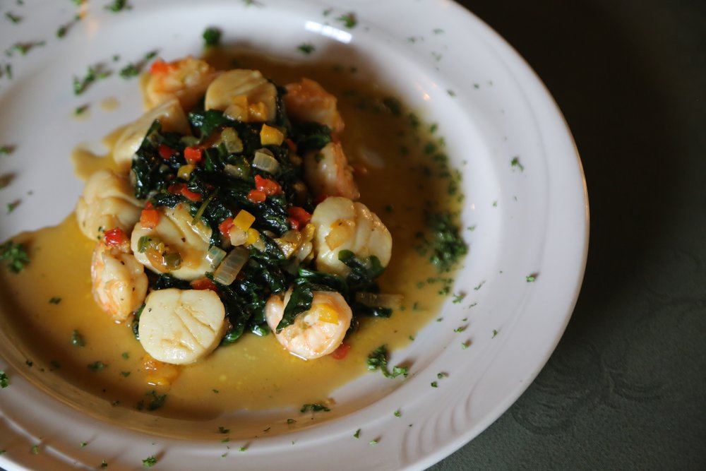 Casa Rustica Shrimp & Scallops