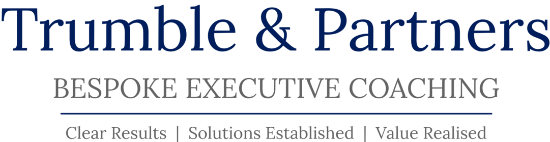 Executive Coaching | Leadership Consultants - Trumble & Partners
