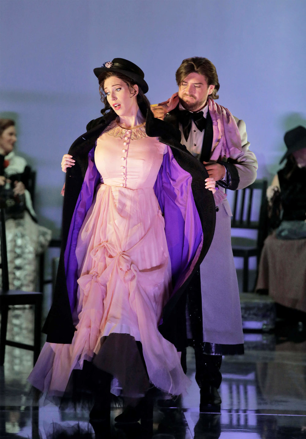 Photo Credit: Cory Weaver    Manon- SF Opera