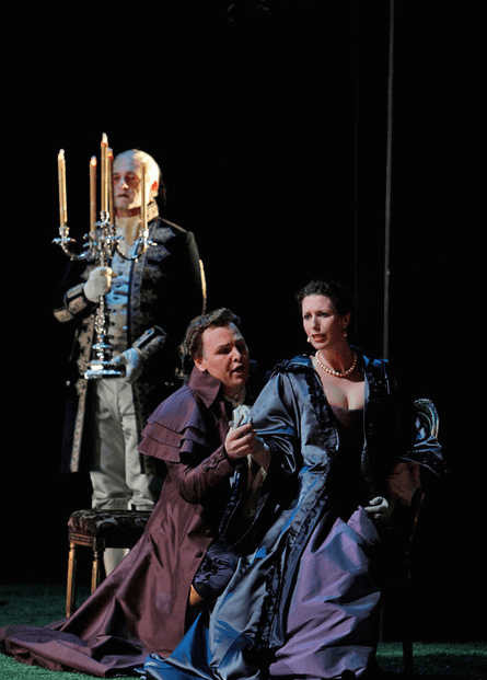 Photo Credit: Cory Weaver    Donna Anna- SF Opera