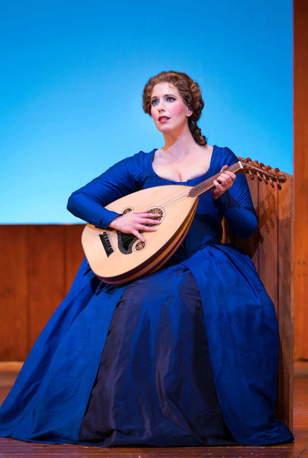 Photo Credit: Gary Payne   Falstaff- San Diego Opera