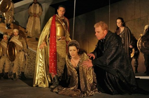 Photo Credit: Ken Howard    Troilus and Cressida- OTSL