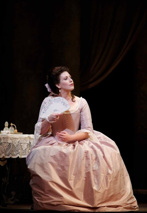 Photo Credit: Cory Weaver    Contessa - SF Opera