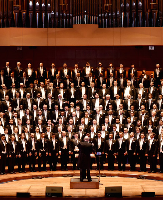 SAN FRANCISCO GAY MEN'S CHORUS-SOPRANO SOLOIST - Oct 26, 2018The Chorus will perform the reflective