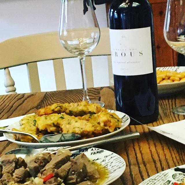 #Alentejo @herdadedosgrous #wine beautiful ....