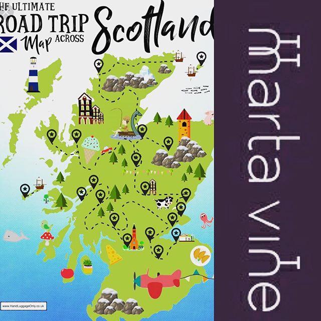 Scotland here we come! #wine #Scotland !