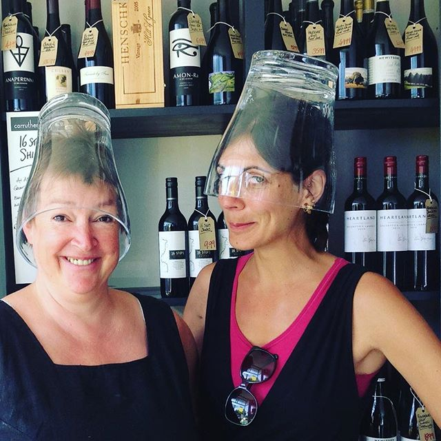 The Fun side of working with fantastic people is the #wine world ! @carruthersandkent
